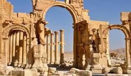 الآثار في سورية وأهميتها الثقافية والقومية