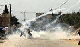 إصابة 29 فلسطينياً في مواجهات مع قوات الاحتلال  نتنياهـــــــو يعطـــــــي الضـــــوء لبنــــاء  7000 وحدة استيطانية بالقدس المحتلة