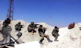 الجيش العربي السوري يسيطر على عدة نقاط شرق آرك