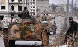 """الجيش يسيطر على مناطق جديدة بريف  حمص الشرقي.. وموسكو ترجح مصرع """"البغدادي"""""""