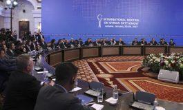 """سورية تكثّف اتصالاتها تحضيراً لـ """"أستانا"""" و""""جنيف""""  روسيا: اتفاق مبدئي حول مناطق تخفيف التوتر.. والصين: حل الأزمة سياسياً"""