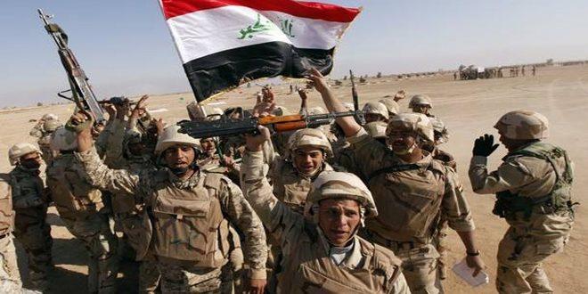 """القوات العراقية تدمّر شبكة أنفاق لـ""""داعش"""" في الحويجة"""