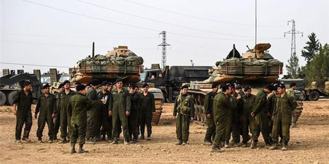 تسمم 731 جندياً تركياً في مانيسا الغربية