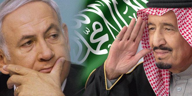 اتصالات سرية بين آل سعود و الاحتلال الإسرائيلي