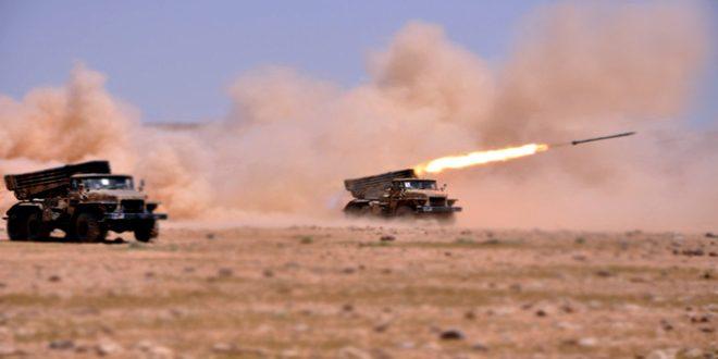 """الجيش يكبّد """"داعش"""" خسائر بالعتاد والأفراد في دير الزور"""