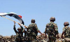 الجيش العربي السوري يسيطر على منطقة 3 كيلومتر والضليعيات في عمق البادية