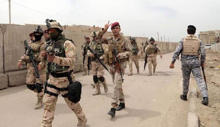 """""""داعش"""" يلفظ أنفاسه الأخيرة في صحراء الأنبار والموصل"""