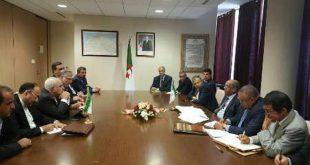إيران والجزائر تدعوان لاحترام سيادة الدول والتركيز على محاربة الإرهاب كوريا الديمقراطية: التدخلات الأمريكية في سورية إرهاب دولي