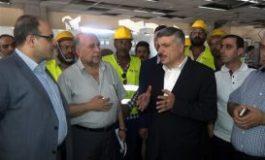 بكلفة 12 مليار ليرة.. محطة القابون 3 بالخدمة خلال شهر  وتغذية 40 % من حاجة دمشق بخبرات وطنية