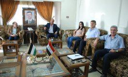 اللجنة التحضيرية للمنظمات القومية العربية تعقد اجتماعها الثاني خزعل: الملتقى القومي الأول خلال النصف الأول من آب القادم