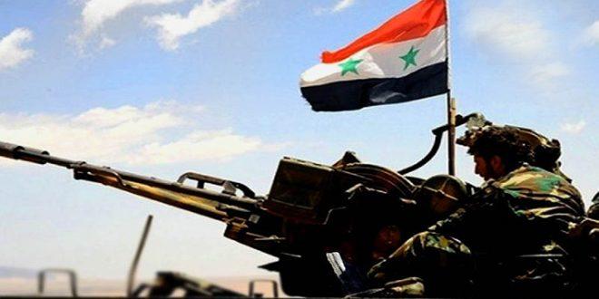 """الجيش يدك تحصينات لـ """"داعش"""" في دير الزور ويقضي على أعداد من إرهابييه"""