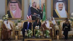 القمة الأمريكية السعودية إلى أين؟