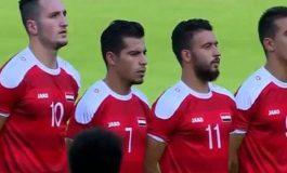 منتخب سورية الأولمبي يتعادل مع منتخب تركمانستان