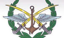القيادة العامة للجيش تعلن وقف الأعمال القتالية في الغوطة الشرقية