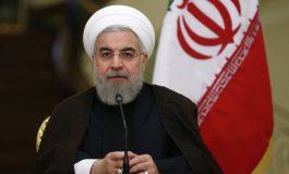 روحاني: إيران سترد على أي عقوبات أمريكية جديدة
