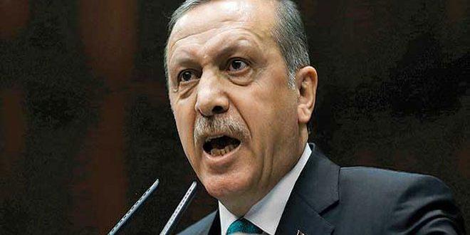 أردوغان يتوعد معارضي سياساته بقطع رؤوسهم