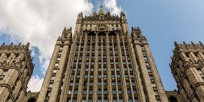 موسكو تدين اعتداء التنظيمات الإرهابية على الأحياء السكنية بدمشق