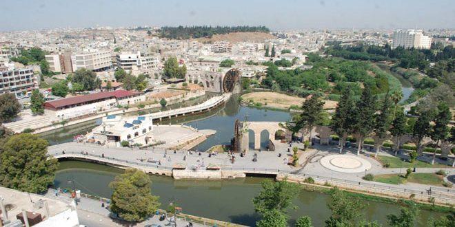 اللجنة الوزارية في حماة تواصل جولاتها لتتبع المشاريع الحيوية والخدمية