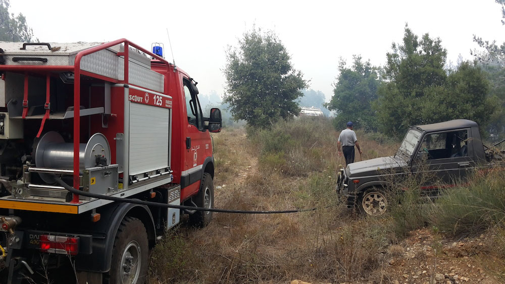 بمشاركة السواعد الناعمة  أعمال تطوعية شاركت في إخماد أكثر من 32 حادث حريق في الدير عطية