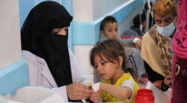 """الأمم المتحدة تعلّق خطة مواجهة """"الكوليرا"""" في اليمن!"""