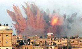 استشهاد وجرح 28 يمنياً  في غارات النظام السعودي على مخيمات نازحين في تعز