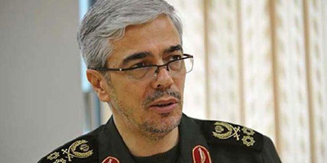 باقري: القدرات الصاروخية الإيرانية دفاعية وغير قابلة للتفاوض