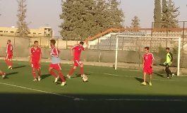 معسكر تدريبي لكرة الطليعة في حماة
