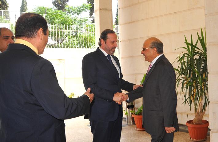 ممثلاً للرئيس الأسد.. عزام يقدّم التهاني للعراق شعباً وحكومةً وجيشاً بتحرير الموصل