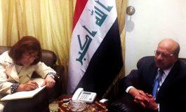 شعبان تهنّئ العراقيين بتحرير الموصل عباس للطائي: سنواصل حربنا المشتركة على الإرهاب