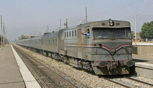 تكريم عمال الخطوط الحديدية