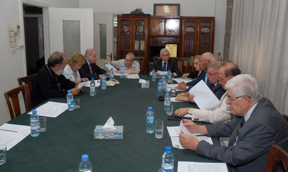 اللجنة الشعبية السورية لدعم الشعب الفلسطيني: المصالحات المحلية مسار مواز لمكافحة الإرهاب