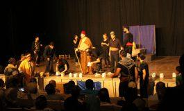 بدء فعاليات المهرجان المسرحي الشبيبي في حلب