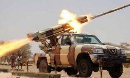 الجيش اليمني يستهدف قوات النظام السعودي في موقع اللسّان