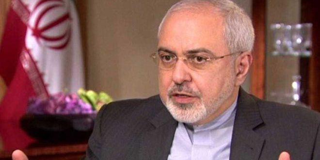 ظريف: أولويات السياسة الإيرانية المحافظة على الاتفاق النووي