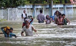 600 قتيل جراء الفيضانات في جنوب آسيا