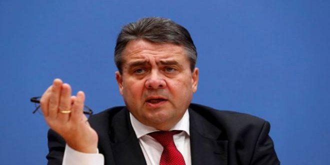 وزير الخارجية الألماني يعول على العقول الرزينة في واشنطن لحل المشكلة مع كوريا الديمقراطية