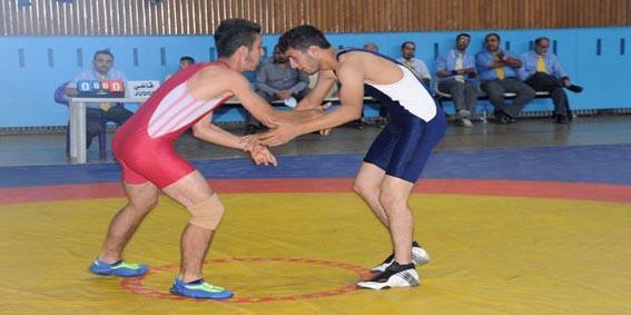 دمشق وحمص في صدارة المصارعة