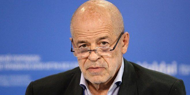 نعومكين يؤكد أن القضاء على الإرهاب بوابة حل الأزمة في سورية