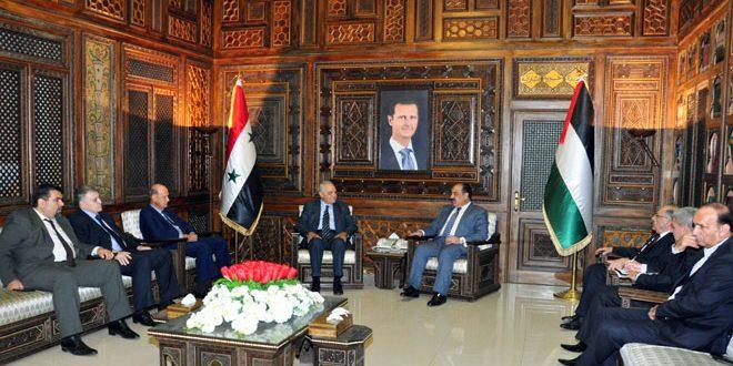الهلال يلتقي وفد اللجنة التحضيرية للملتقى القومي العربي