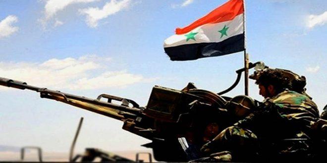 الجيش يسيطر على منطقة بطول 30 كم في ريف الرقة الجنوبي