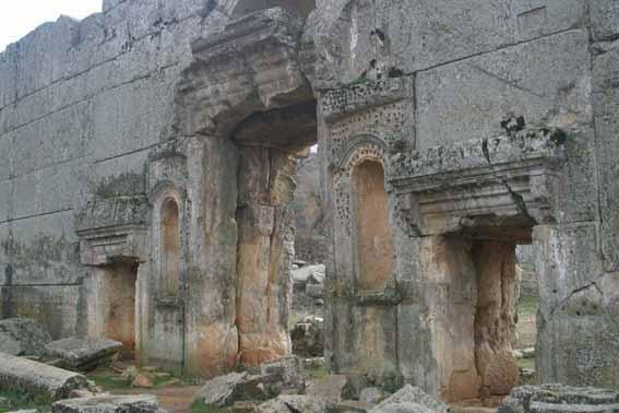 معالم طرطوس الأثرية.. إرث تاريخي متنوع..  ومقومات سياحية ذات عائدية استثمارية عالية