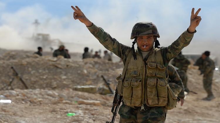 الجيش يسيطر على كامل مدينة السخنة