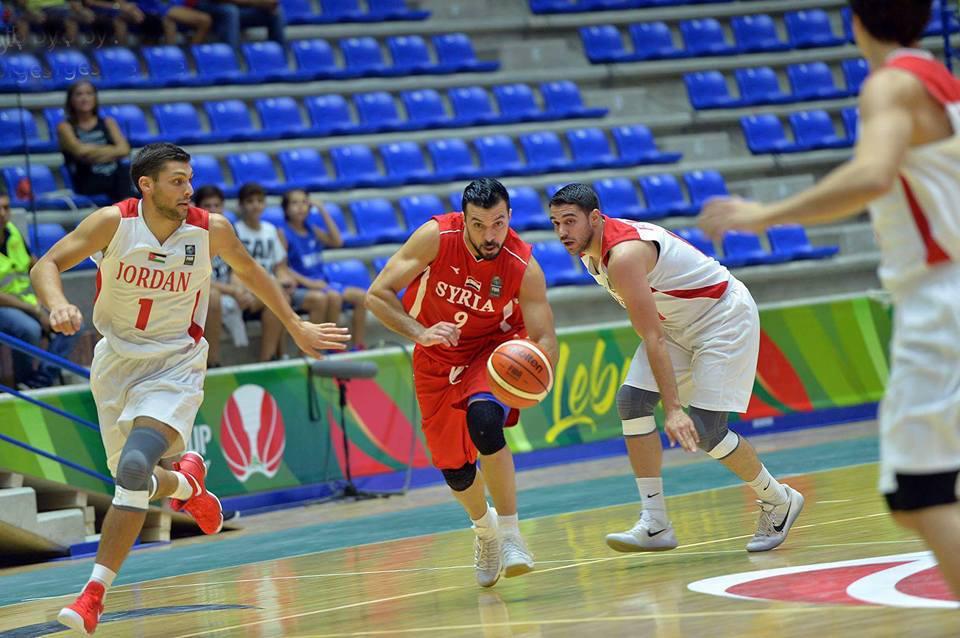 في بطولة كأس آسيا بكرة السلة للمنتخبات  مهمة صعبة لرجال سلتنا مع إيران اليوم.. وخسارة غير مستحقة أمام الأردن