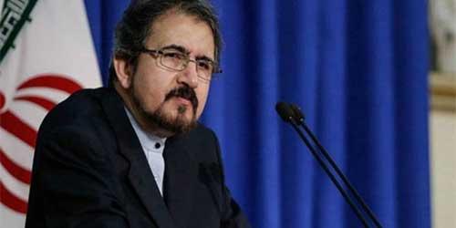 طهران تدعو لتبني دبلوماسية فعالة من أجل القضاء على الإرهاب