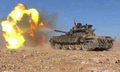 معركة إدلب.. عمليات عسكرية بوتيرة عالية والجيش يحرر عدد من القرى والبلدات