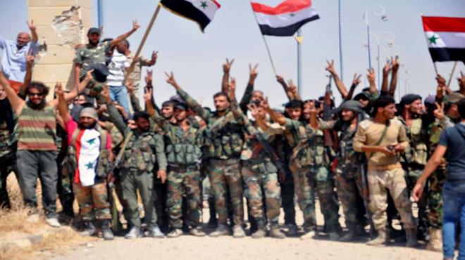 تواصل الترحيب بانتصارات الجيش السوري في دير الزور: صمود سورية أجهض أحلام الواهمين وأسقط مؤامراتهم
