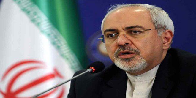 ظريف يدعو إلى تعاون دول آسيا لمكافحة الإرهاب