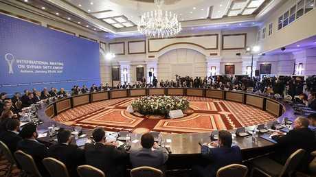 """""""أستانا6"""" ينطلق على مستوى خبراء الدول الضامنة.. وموسكو تتوقع نجاح الجولة"""