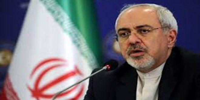 ظريف: إيران تعارض استفتاء انفصال شمال العراق وتدعو لاحترام وحدة أراضيه