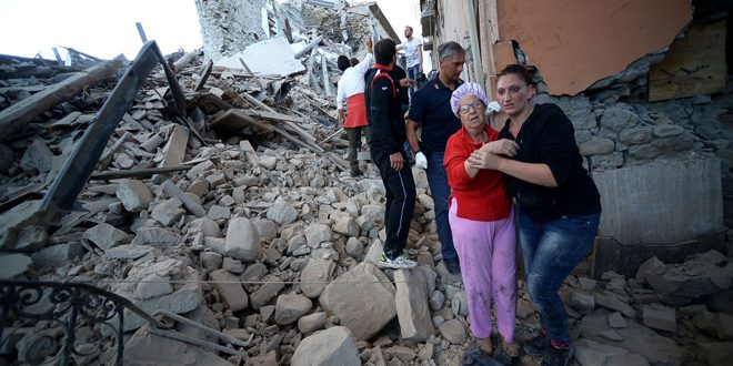 زلزال بقوة 1ر6 درجات يضرب جنوب نيوزيلندا